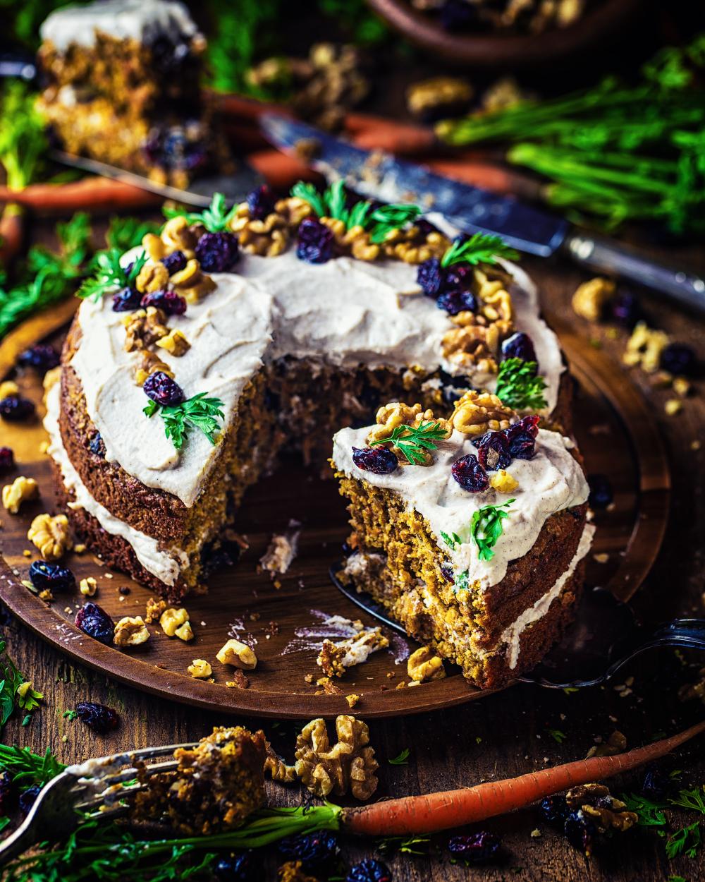 Möhren Kuchen