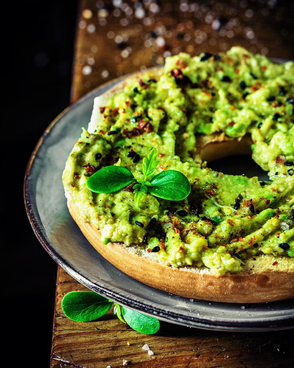 Avocado Bagel – einfacher geht es wirklich nicht!