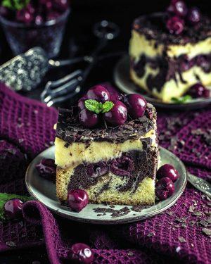 Donauwelle Geburtstagskuchen einfaches Familienrezept für köstlichen Blechkuchen