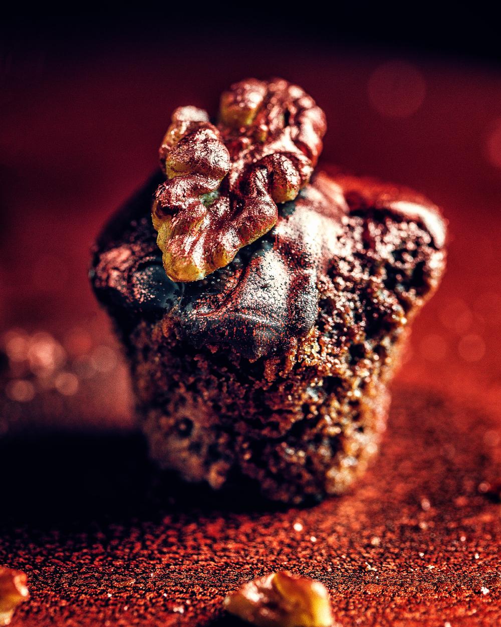 Walnuss-Schokoladen-Pralinen