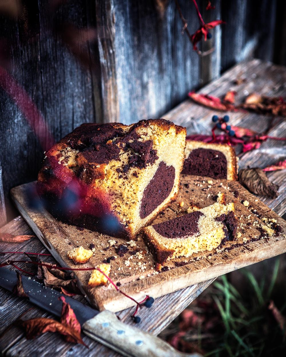 XXL Mamor-Kuchen