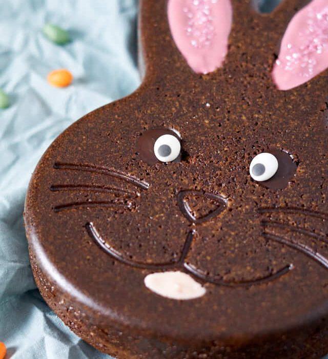 Eierlikör-Nutella-Hase von Linals Backhimmel