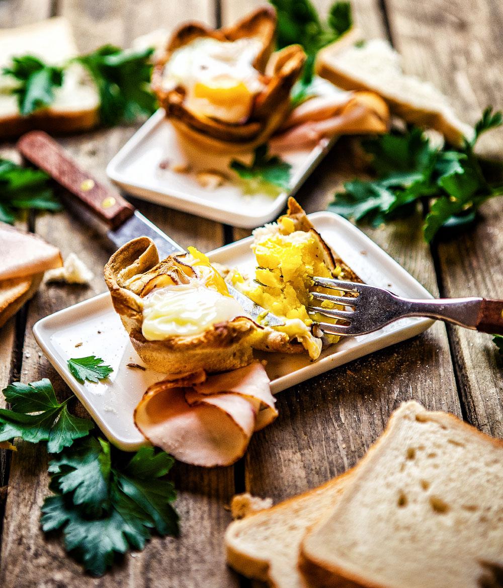 Toastbrot-Ei-Muffins-einfachesfrühstücks-rezept