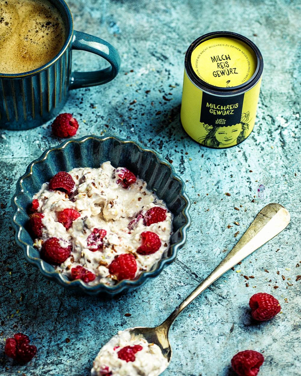 Protein-Frühstück Fitfood einfaches Rezept zum abnehmen