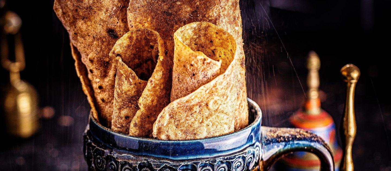 Sesam-Chapati - Reishunger Gewürz einfaches Rezept Rabattcode