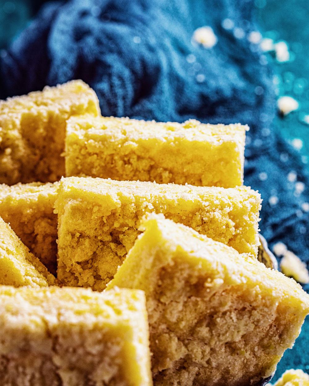 Klassischer Butter-Streuselkuchen -einfaches Blechkuchen Rezept