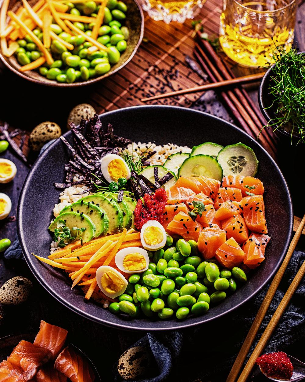 Reishunger Sushi Bowl Box Aktion Rabattcode 2 fuer 1 Heike herden
