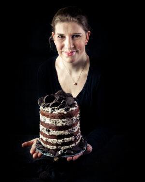 Allererste Sahne Heike Herden Vox Oreo Naked Cake Cream Cookie Cake einfaches Rezept